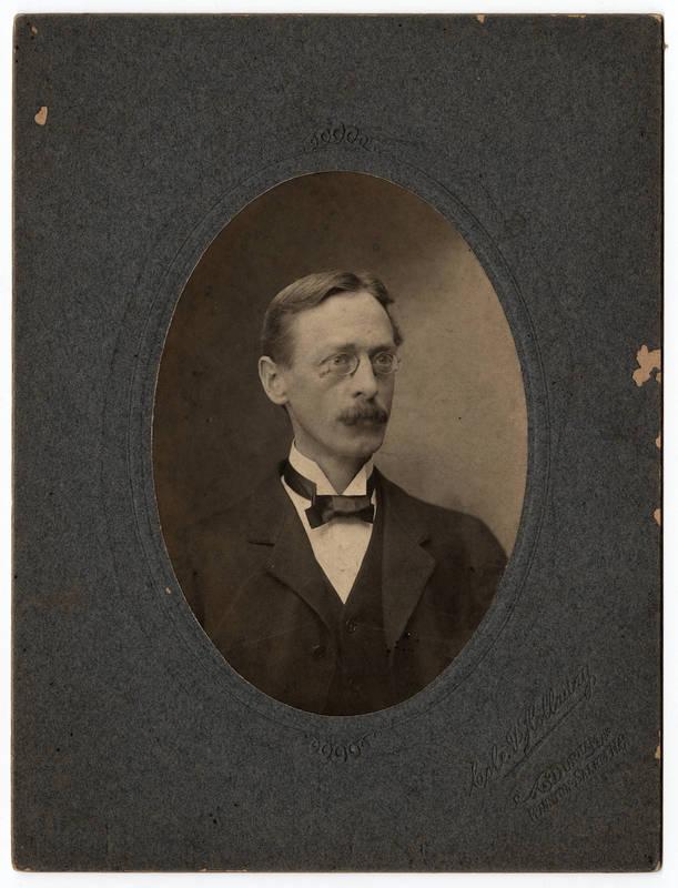 Henry Van Peters Wilson (1863-1939)