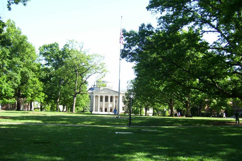 Polk Place