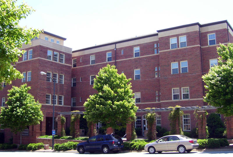 Horton Residence Hall, completed 2002