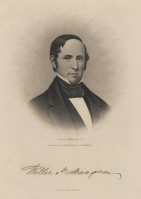 Willie Person Mangum (1792-1861)