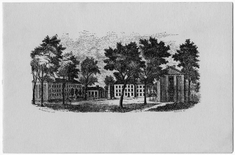 University of North Carolina, 1855