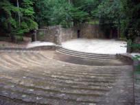 Koch Memorial Forest Theatre, dedicated 1953