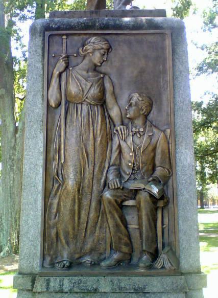 Confederate Monument [a.k.a. Silent Sam]