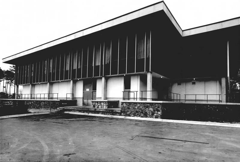 Historical Photo of SASB - North