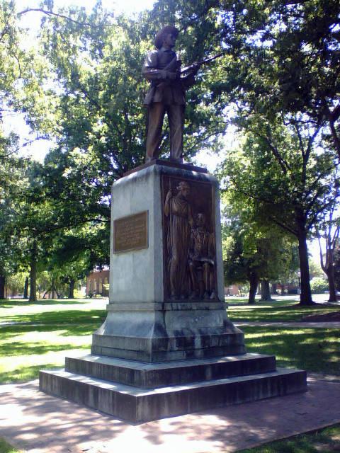Confederate Monument (a.k.a. Silent Sam)