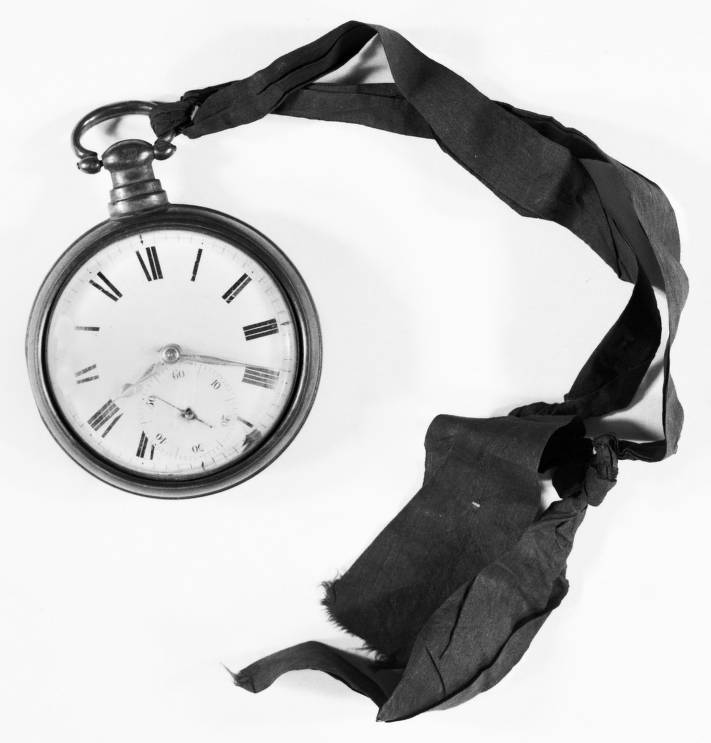 Elisha Mitchell's watch