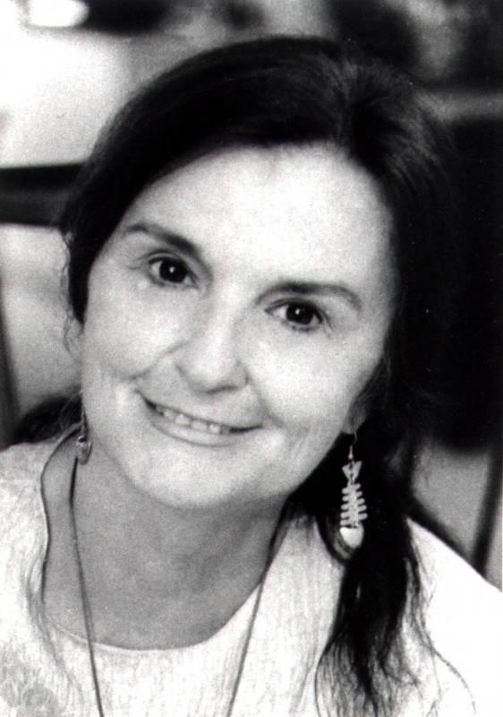 Doris Betts, Alumni Distinguished Professor of English Emeritus