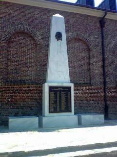 Memorial to Founding Trustees