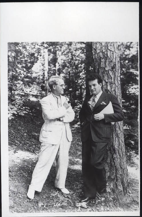 Frederick Henry Koch (1877-1944) and Paul Green (1894-1981)