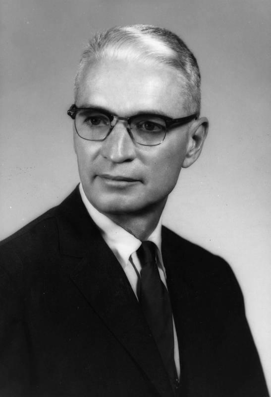 Charles Hoyt Burnett (1913-1967)