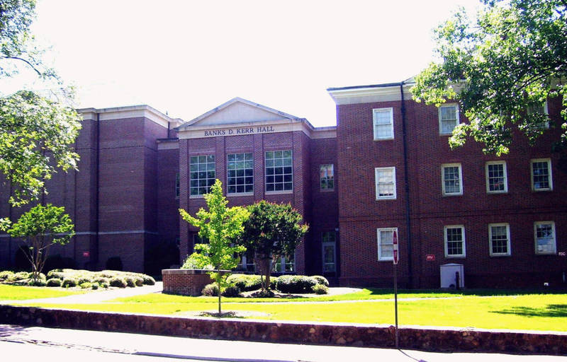 Banks D. Kerr Hall, founded 1997