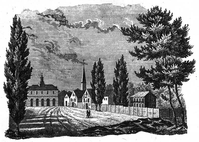 Fayetteville, NC, ca. 1789