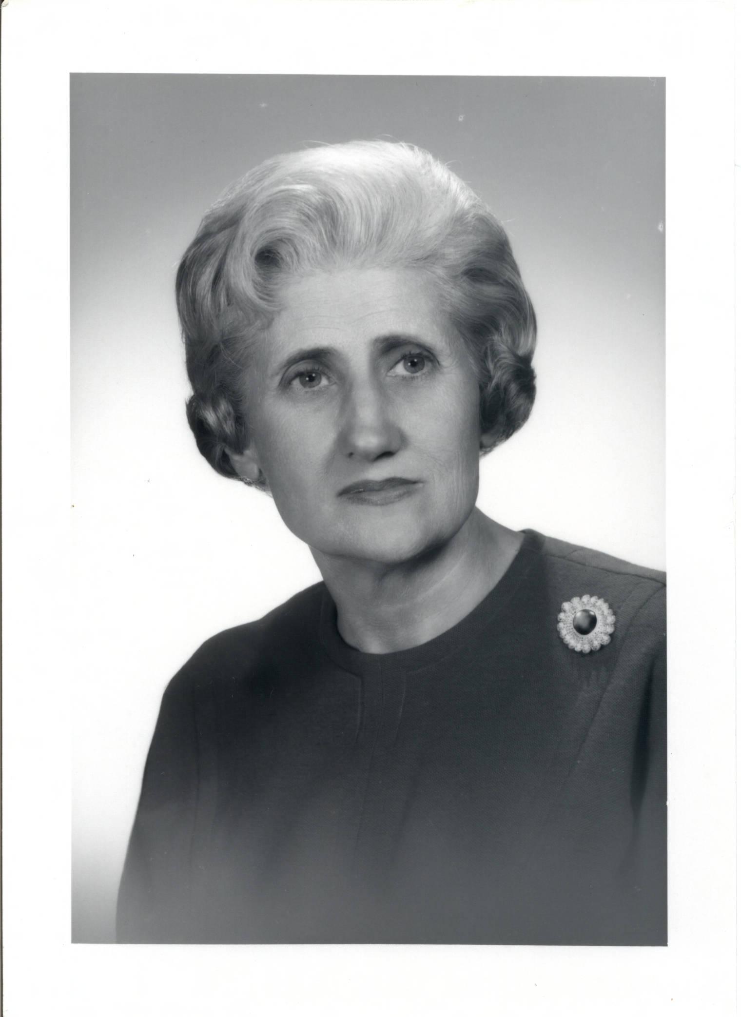 Katherine Kennedy Carmichael (1912-1982). From https://museum.unc.edu/exhibits/show/names/item/1160