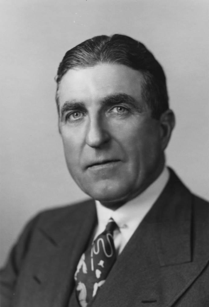 Robert March Hanes